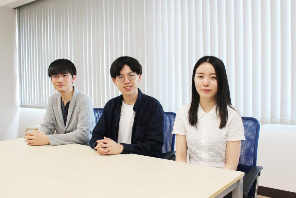 【21年新卒エンジニア座談会】 座談会メンバー