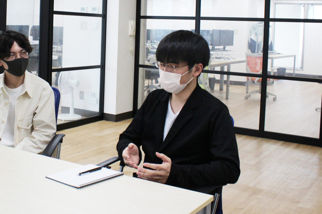 【21年新卒エンジニア座談会】I.Kさん