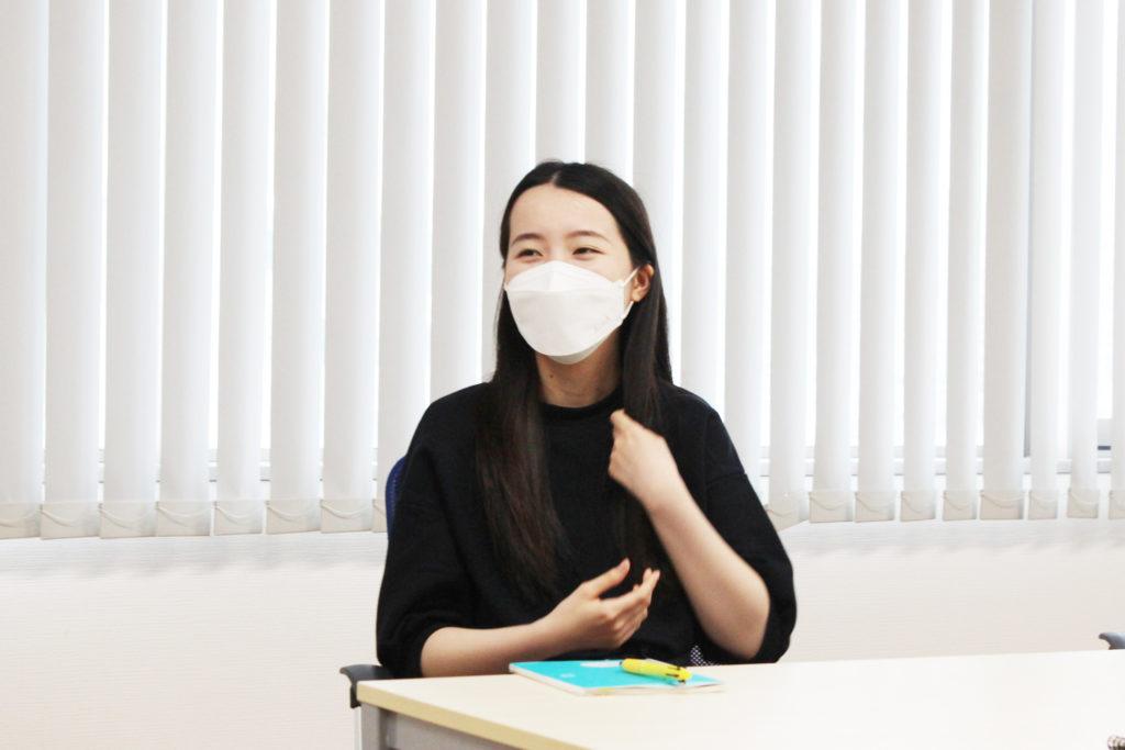 【21年新卒エンジニア座談会】K.Yさん